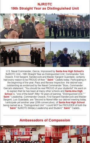 Santa Ana High School / Overview