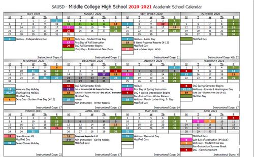Photos of Mchs Calendar 2021