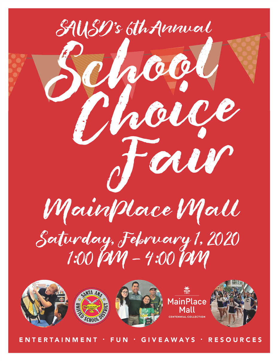 6th Annual School Choice Fair