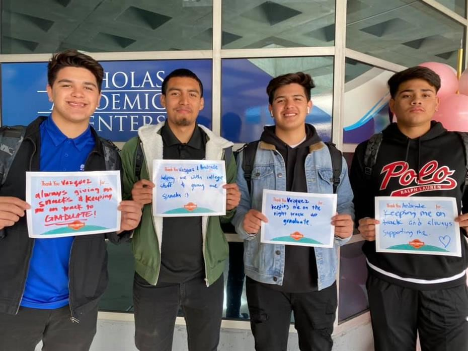 Century students celebrate counseling week
