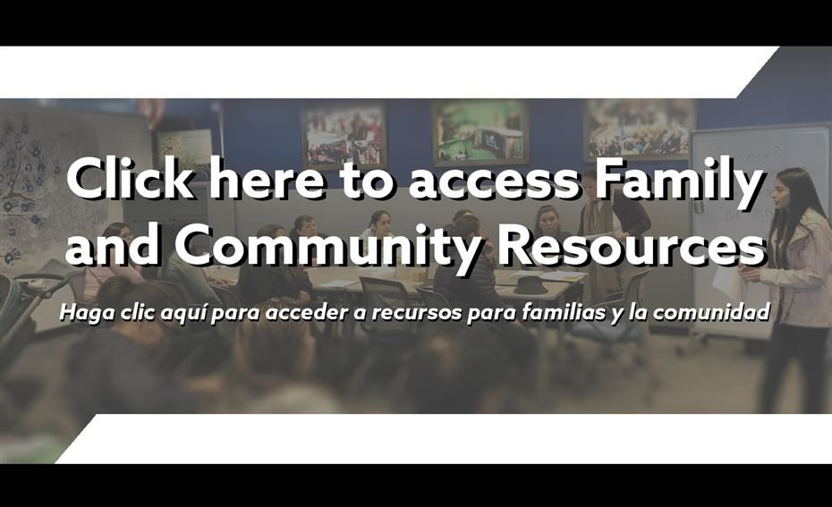 3/19/20  Community Resources Available for Santa Ana Unified School District Families and Students
