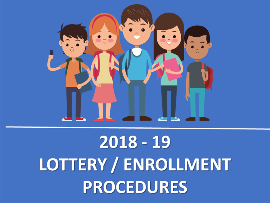 Lottery / Enrollment Procedures