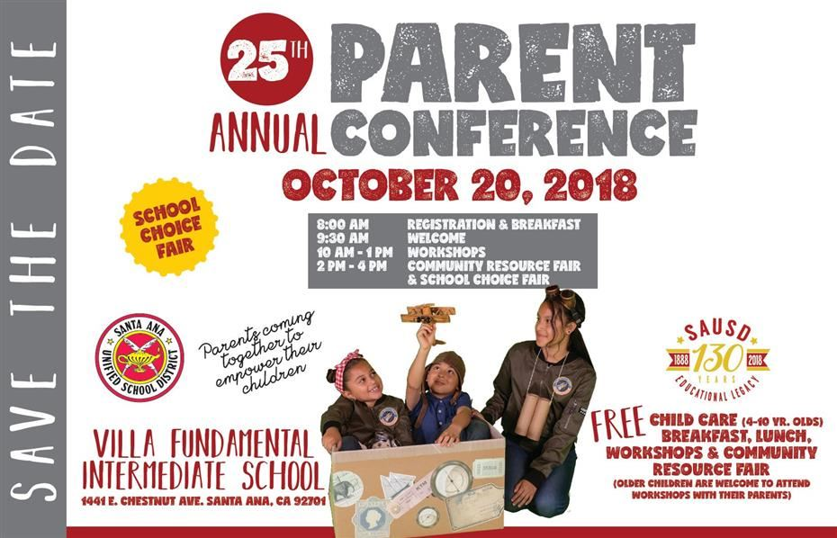 Annual Parent Conference