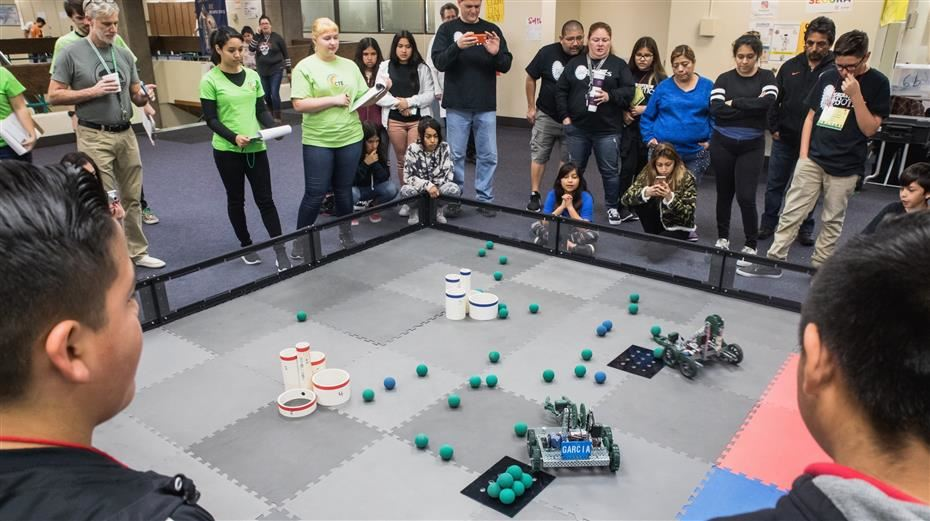 Second Annual Robotics Invitational Challenge