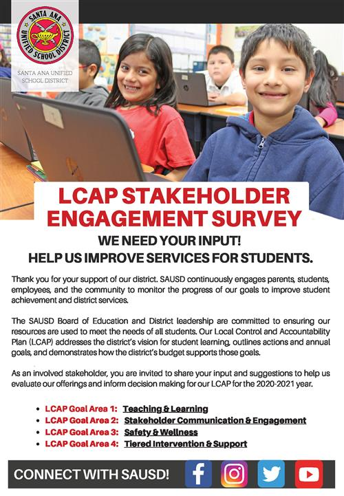 LCAP flyer English