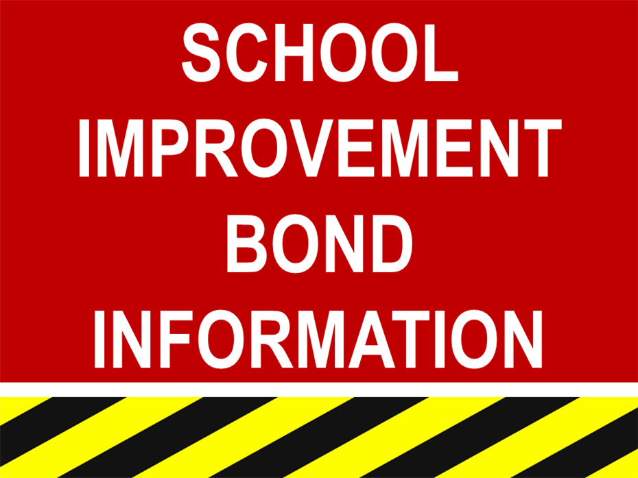 School Improvement Bond Information