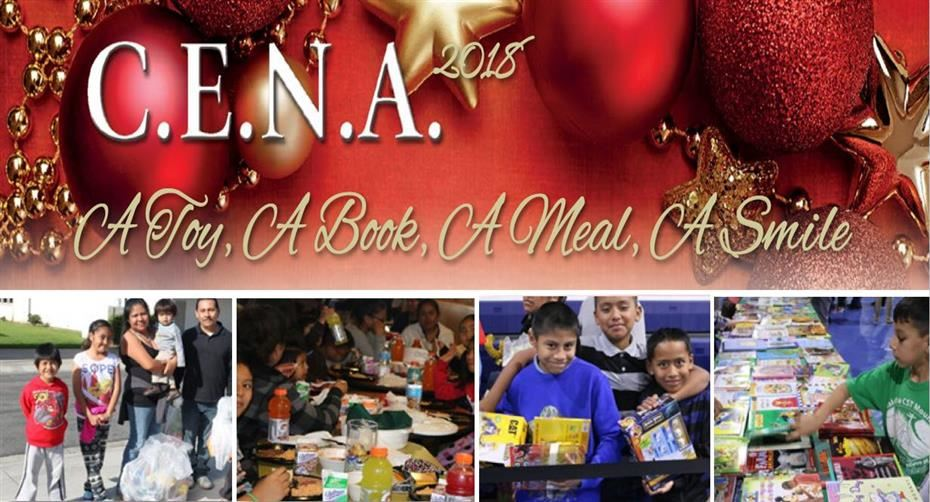 Support Annual Caring Educators Nourishing All (CENA) Event