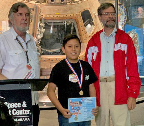 Santa Ana Unified School District Student Named National Winner in 2019 Reach for the Stars Rocketr