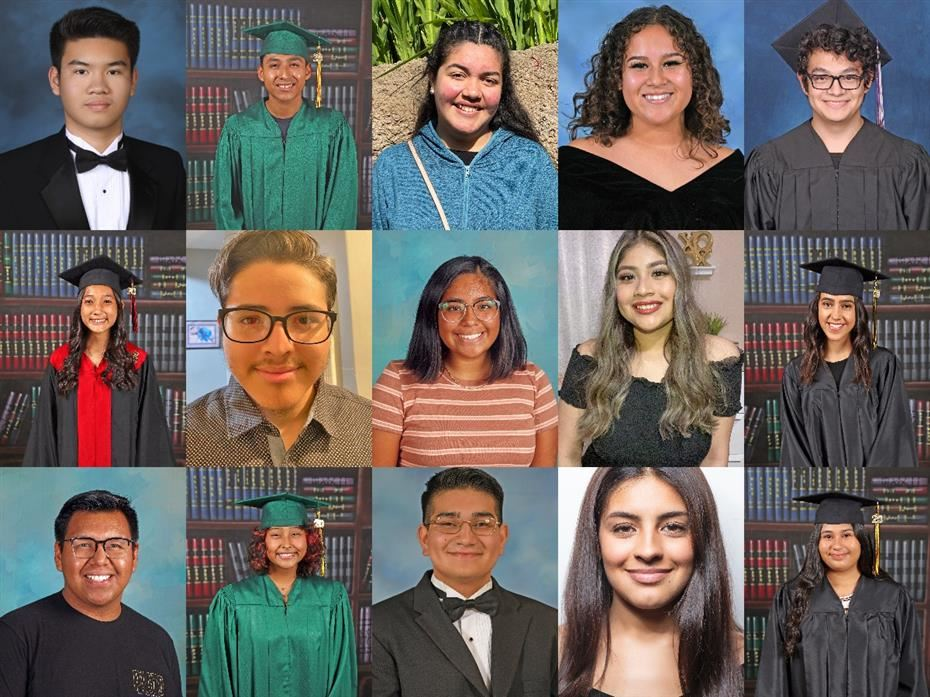 15 Santa Ana Unified School District Students Featured in Slideshow Highlighting OC's Top Students
