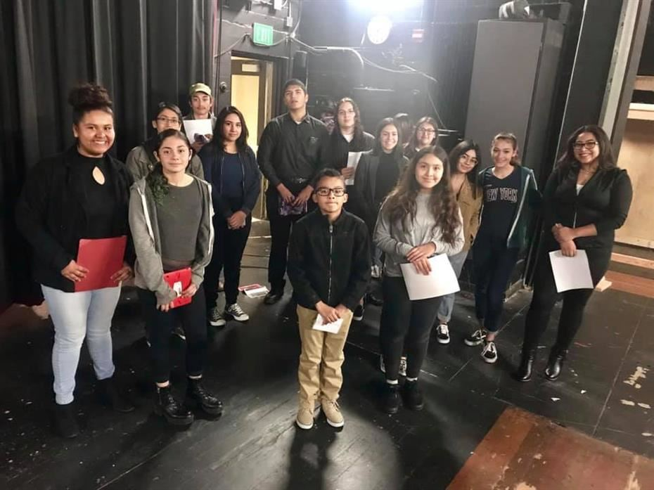 Students from Across SAUSD Participate in Inaugural Literary Arts Festival