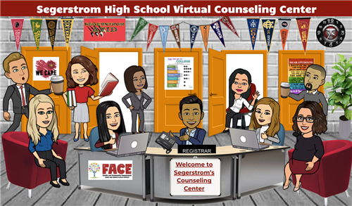 Virtual Counseling Website