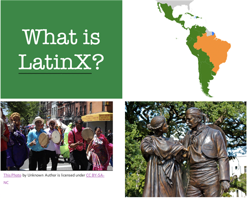 What is LatinX?
