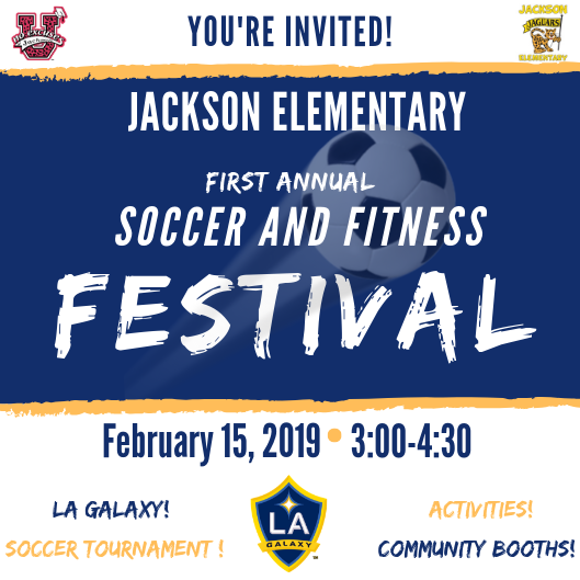 Jackson's First Annual Soccer and Fitness Festival