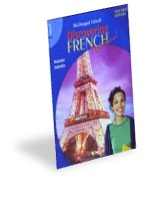 Discovering French Bleu - Level 1 Textbook