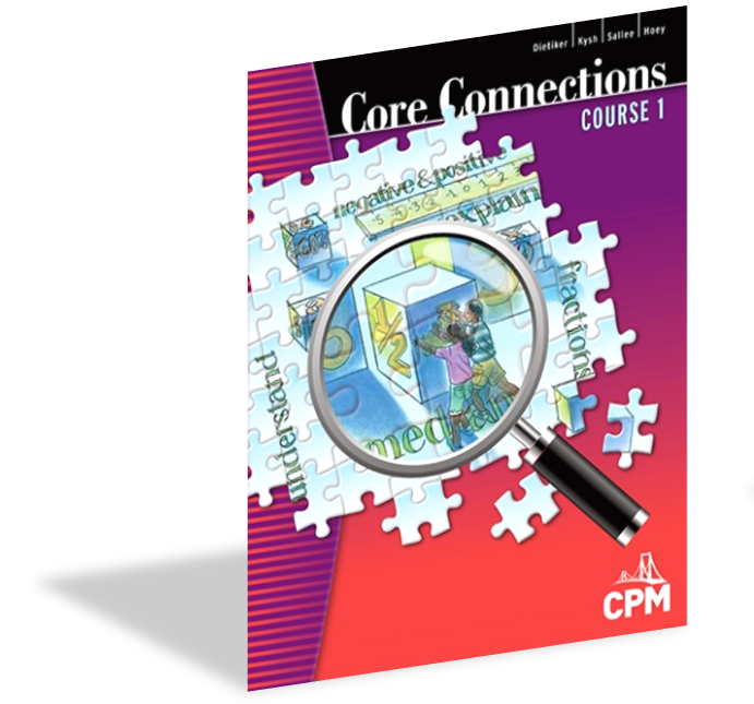 Core Connections Course 1