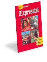 ¡Exprésate! Level 1 Textbook