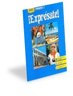 ¡Exprésate! Level 2 Textbook