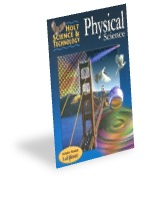Holt California 8th Grade Physical Science Textbook