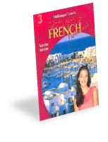 Discovering French Rouge - Level 3 Textbook