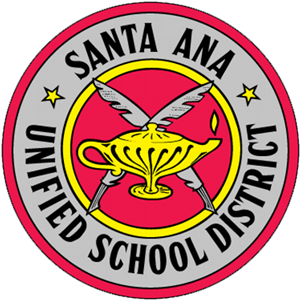 Santa Ana Unified School District Logo