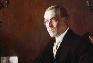 Thomas Woodrow Wilson