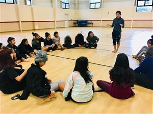 Idyllwild Dance Retreat 2019