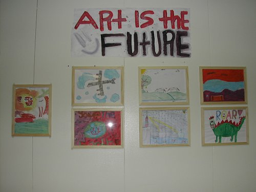 Art Display 1
