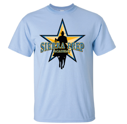 AVAILABLE NOW!  New Sierra Spirit T-shirt - $10
