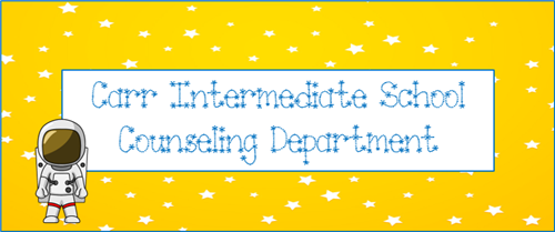 Carr Intermediate School Counseling Department