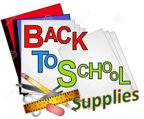 Recommended 2019-2020 School K-8 Supply Lists