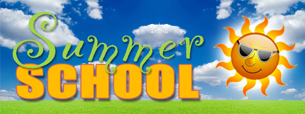 Summer School / June 4 - July 11 2019, 8:00AM-12:50PM