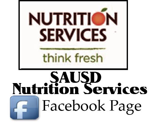 Nutrition Services facebook Link