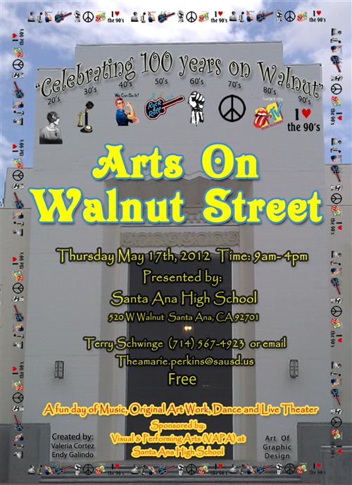 Arts on Walnut-SAHS