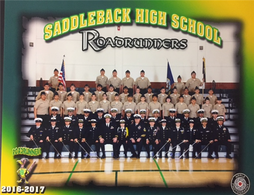 Saddleback NJROTC
