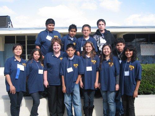 7th grade pentathlon