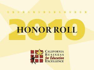 Honor Roll 2010