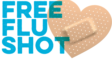 Coming Soon!  Free Flu Shot Vacines for All SAUSD Students will be  Availabe at Four Drive-Thru Clinic Locations Starting October 8th