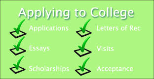 College Applications & FAFSA Information