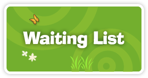 Waiting List 2019-2020
