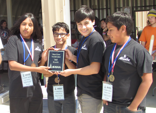 Mendez Hot Shots will compete in Washington D.C.!