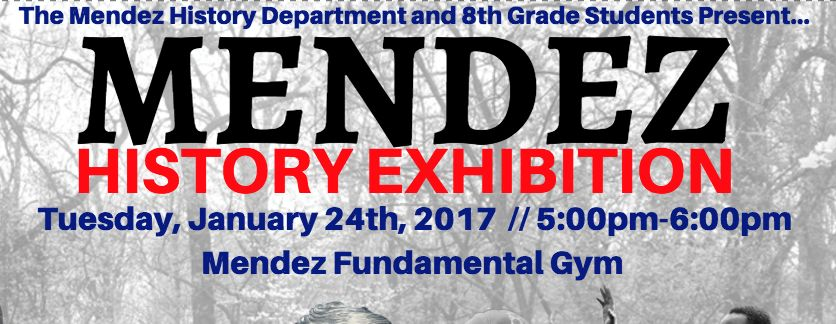 Mendez History Exhibition
