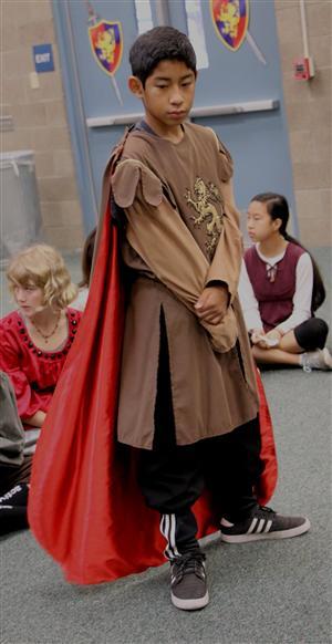 jester knight ...  sc 1 st  Santa Ana Unified School District & 7th Grade History Faire / Costume Ideas