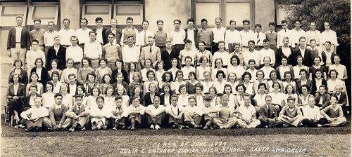 class o f 1933