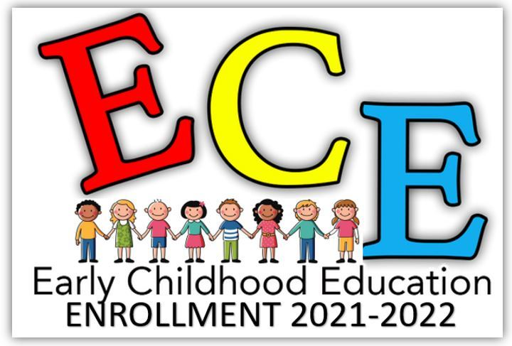 Now Available - Early Childhood Education Enrollment Form and Contact Information /Formulario de inscripción para educación infantil e información de contacto