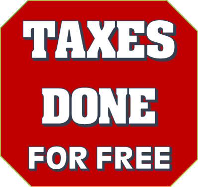 Get your Taxes done for Free / Obtenga sus impuestos gratis