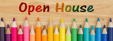 Open House for 3rd-5th Thursday, May 23rd / Casa Abierta para grados  3-5 sera el jueves 23 de mayo