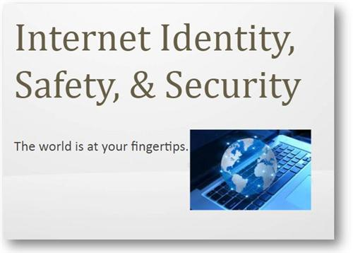 Internet Identity Safety