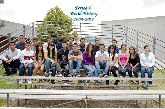 Period 6 2008-2009