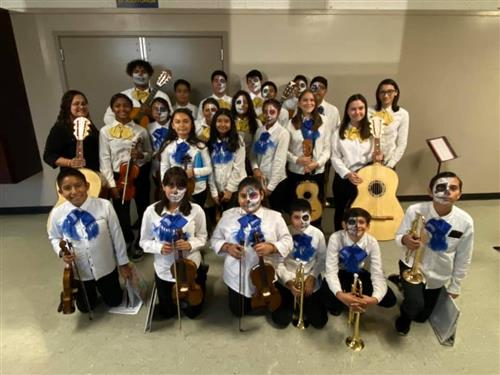 Carr and Valley Mariachi