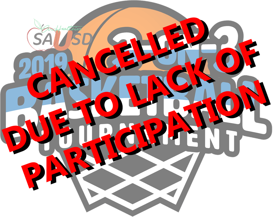 Cancelled - March Madness 3-on-3 Basketball Tournament